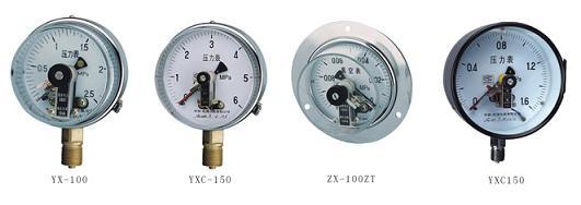 压力表-yxc磁助电接点压力表-压力表尽在阿里巴巴-锐